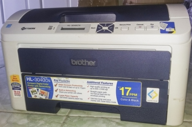 BrotherLaserPrinter&#;HL CN